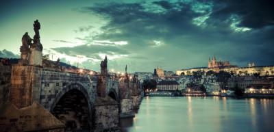 Praha landscape