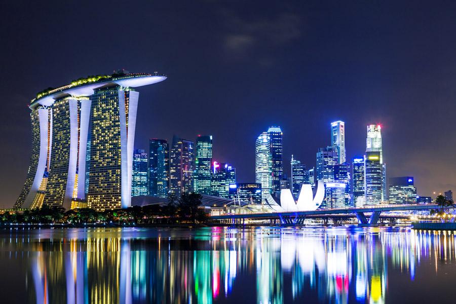 Singapur fotos