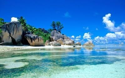 Playas IslaSeychelles Paisajes Naturales
