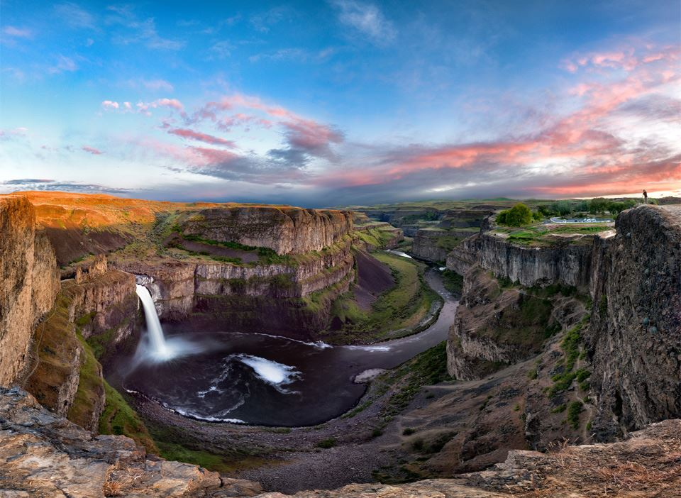 Palouse Falls State Park, Washington