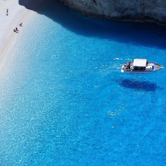 Zakynthos Island in Greece