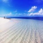 Naked island, Philippines