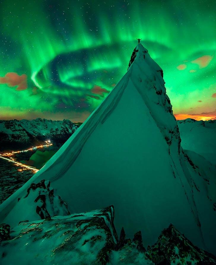 Aurora Boreal in Norway