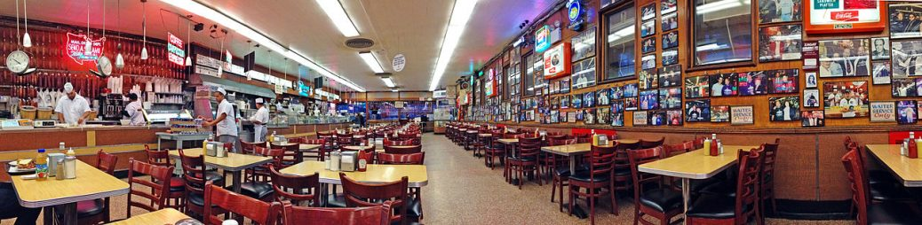fun places to eat in nyc Katz's_delicatessen