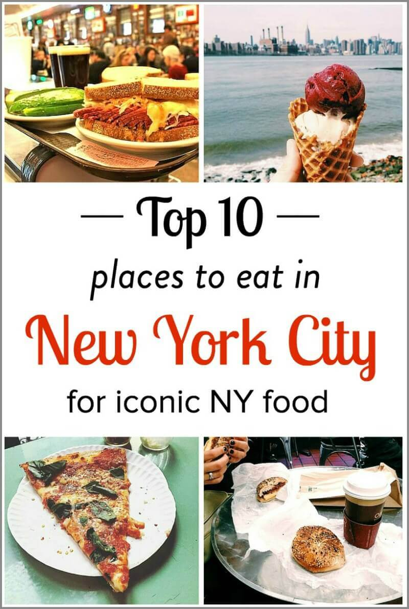 Fun places to eat in nyc for Fun places to go in the city