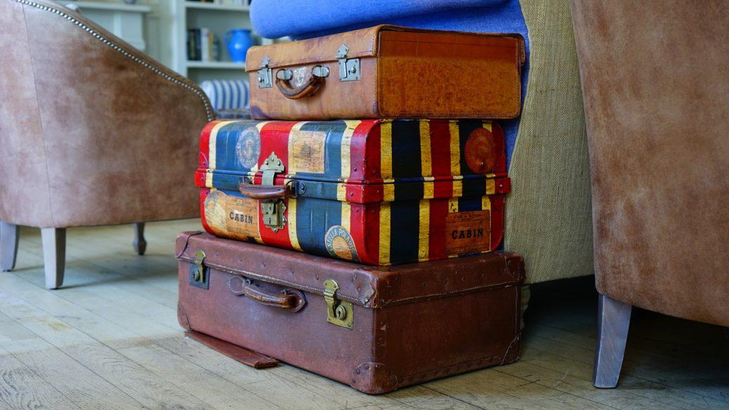 viajar sin maletas