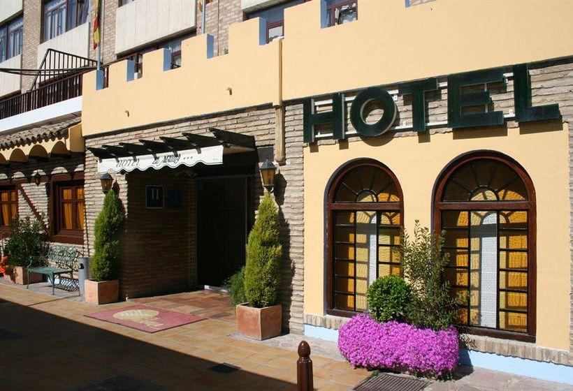hotel-el-aguila-utebo